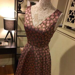 ModCloth Party A-Line Dress